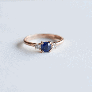Gemstones Engagement Rings