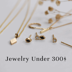 Gold Jewelry Up to 300$